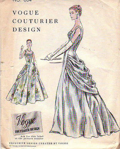 Vogue Couturier No.884