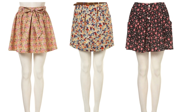 Skirts from Topshop