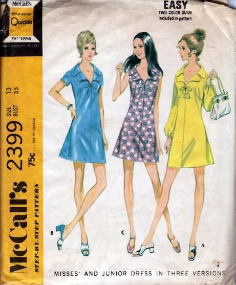McCalls 2399 pattern