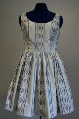 ooobop vintage sheet dress front