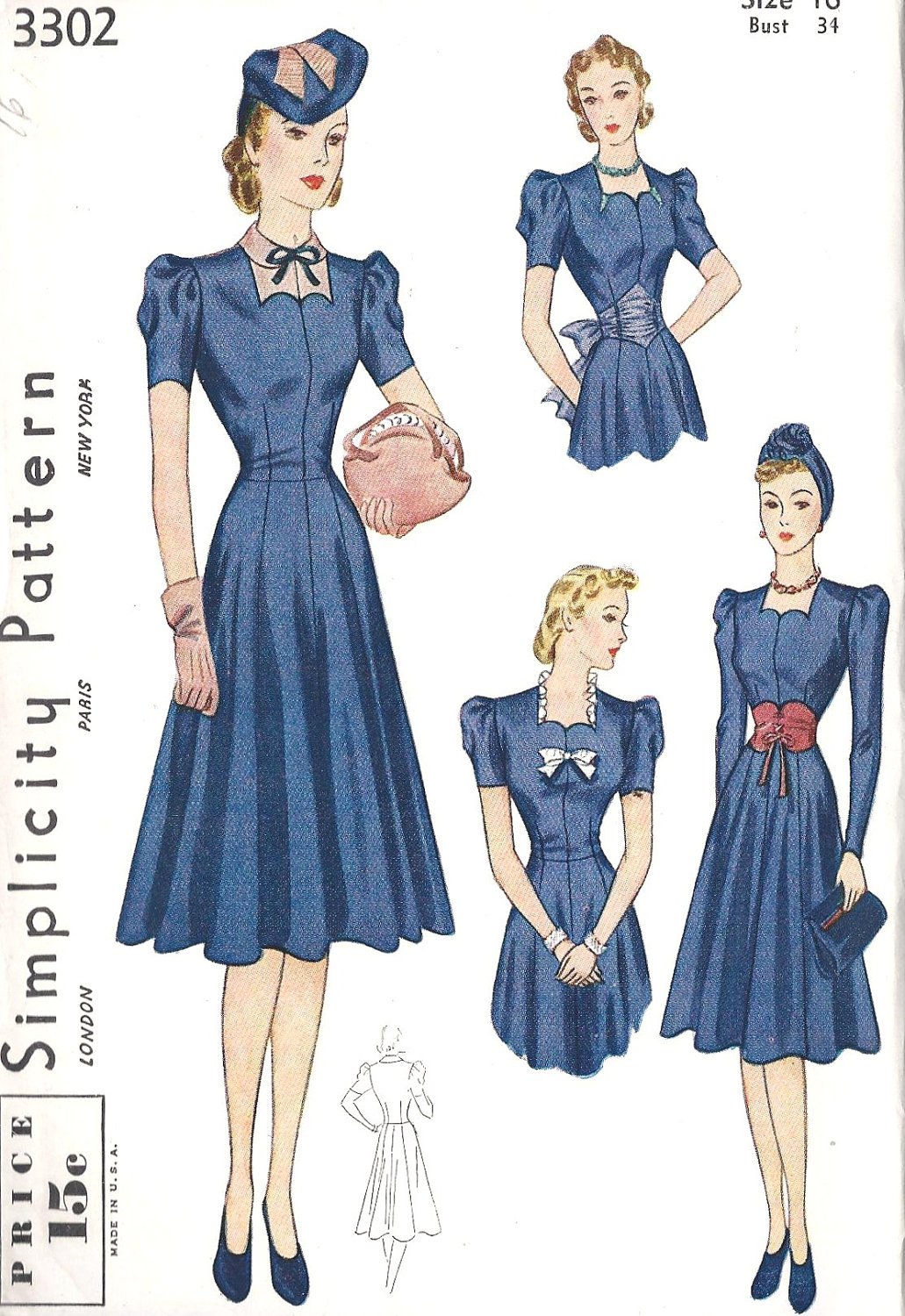 McCalls 8473 and Simplicity 3302 | ooobop!