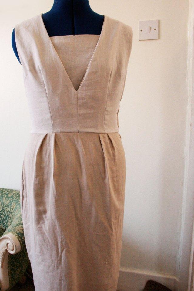 full dress toile