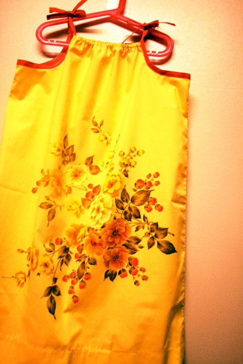 pillowcase dress 1