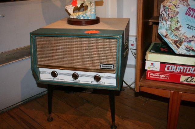 Dansette radiogram