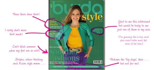 burda style feb 2012 cover
