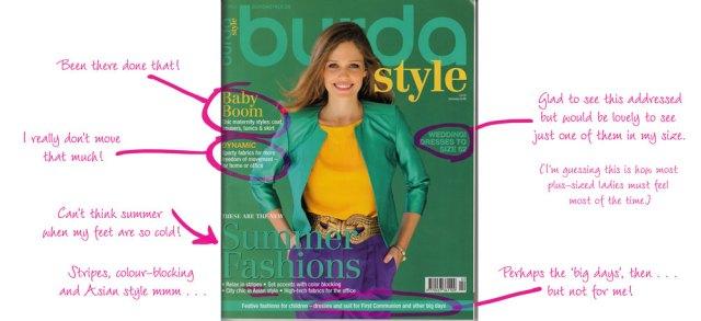 burda style feb 2012 cover
