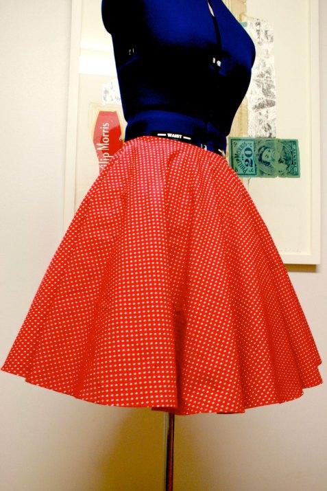 ooobop circle skirt