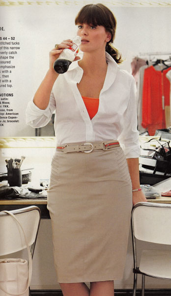 burda april 2012 pleat skirt