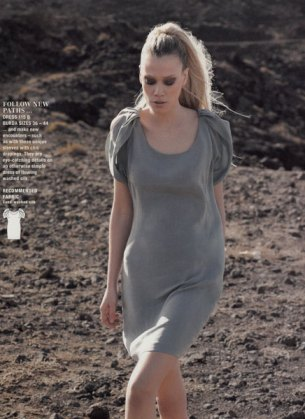 burda april 2012 dress sleeves