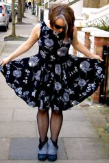 party dress full skirt