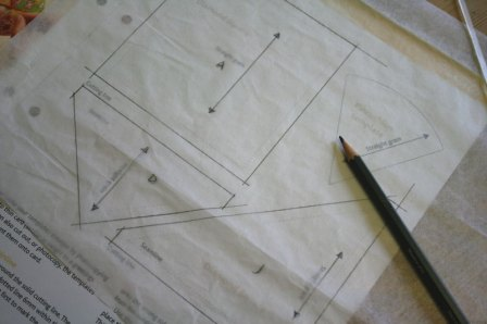 traced templates