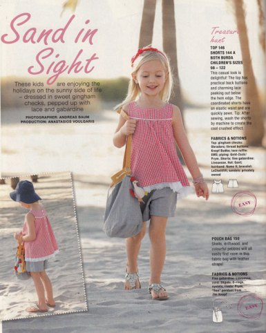 burda may 2012 childrens section