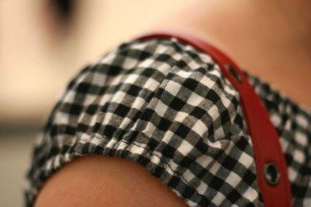 gypsy top sleeve detail