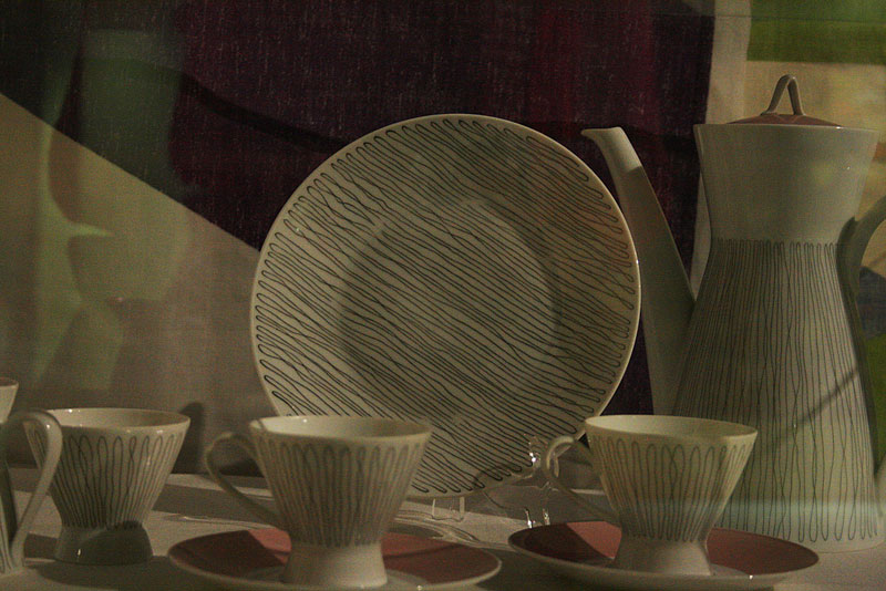 Tea/coffee set, Lucienne Day