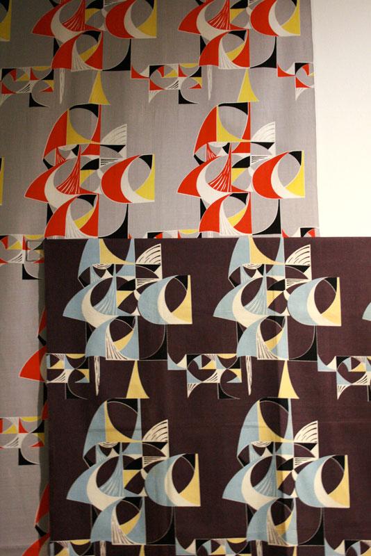 Untitled (Sails), Marian Mahler, 1952/3