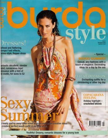 burda style july 2012