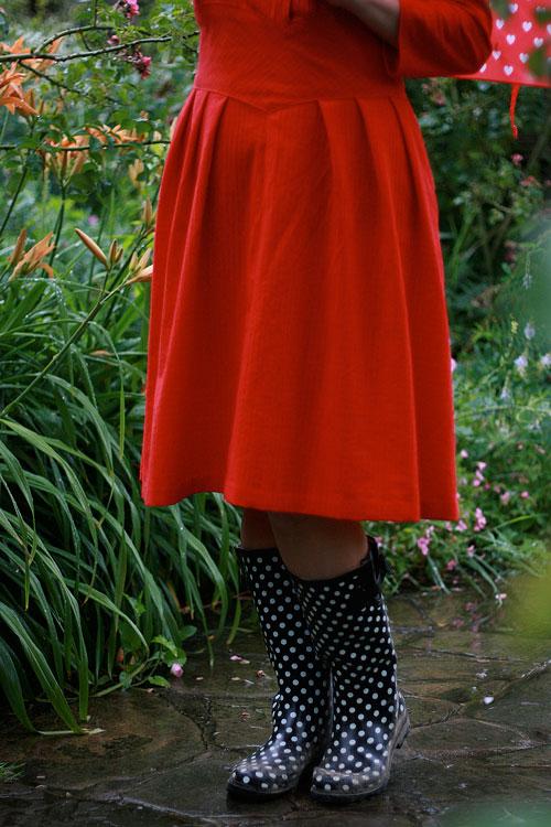 length of skirt