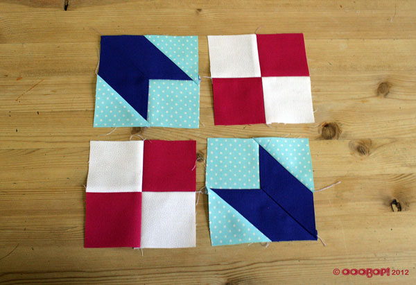 road to oklahoma quilt block