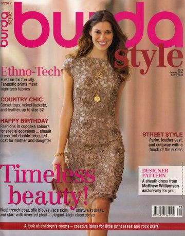 burda magazine september 2012