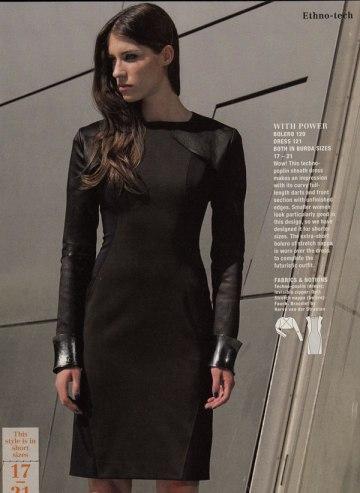 power dress