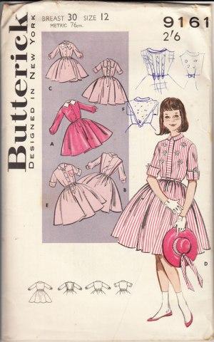 Butterick 9161