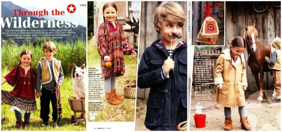 folklore style for kids