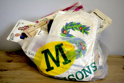 morrisons bag of patterns