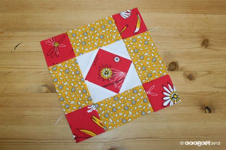 fair and square quilt block