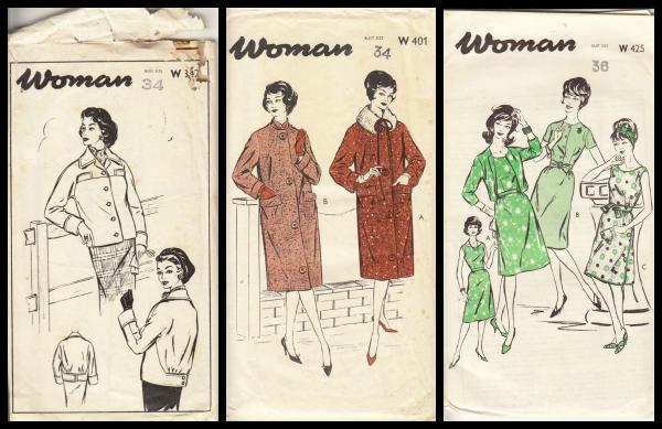 Woman patterns