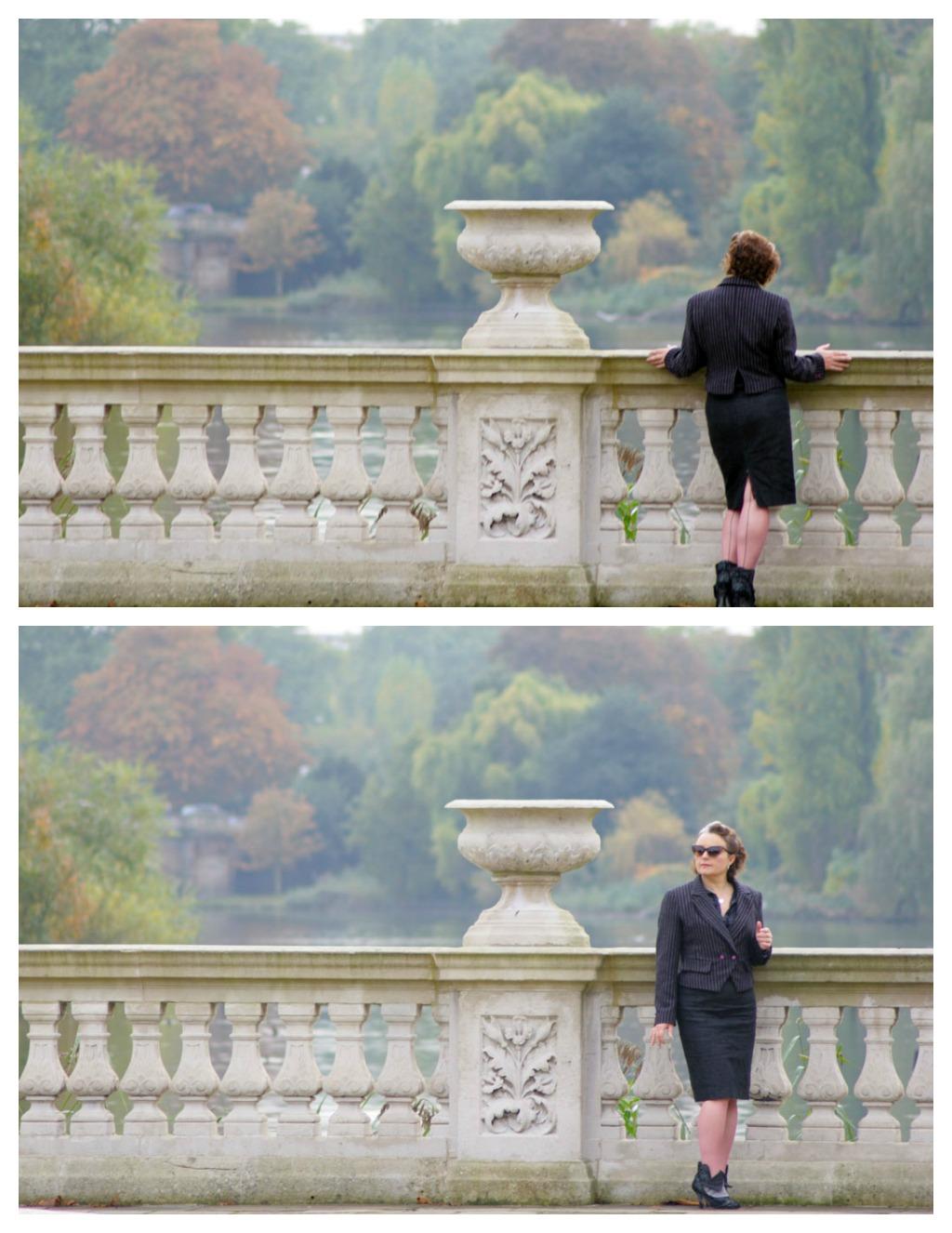 burda Jacket Italian Fountains