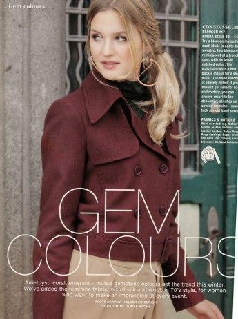 Gem colours
