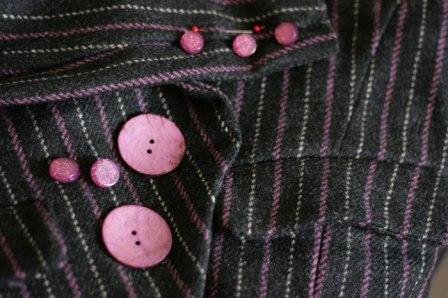 raspberry buttons