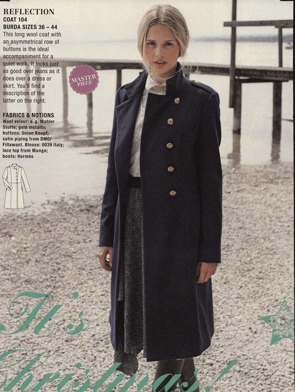 burda 12 2012 coat