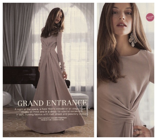 grand entrance dress