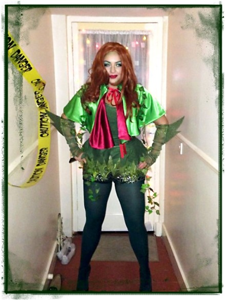 poison ivy front