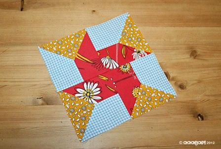 whirligig quilt block