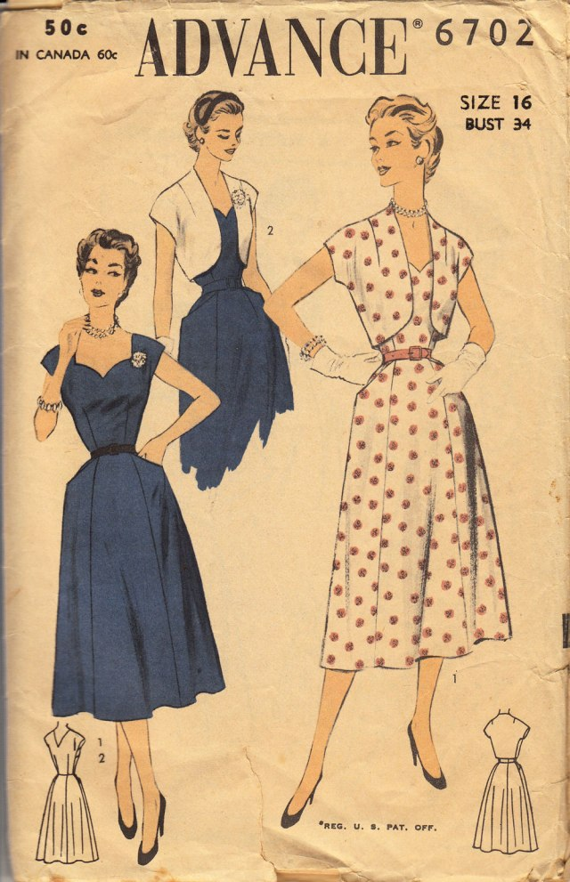 Advance 6702 1950s