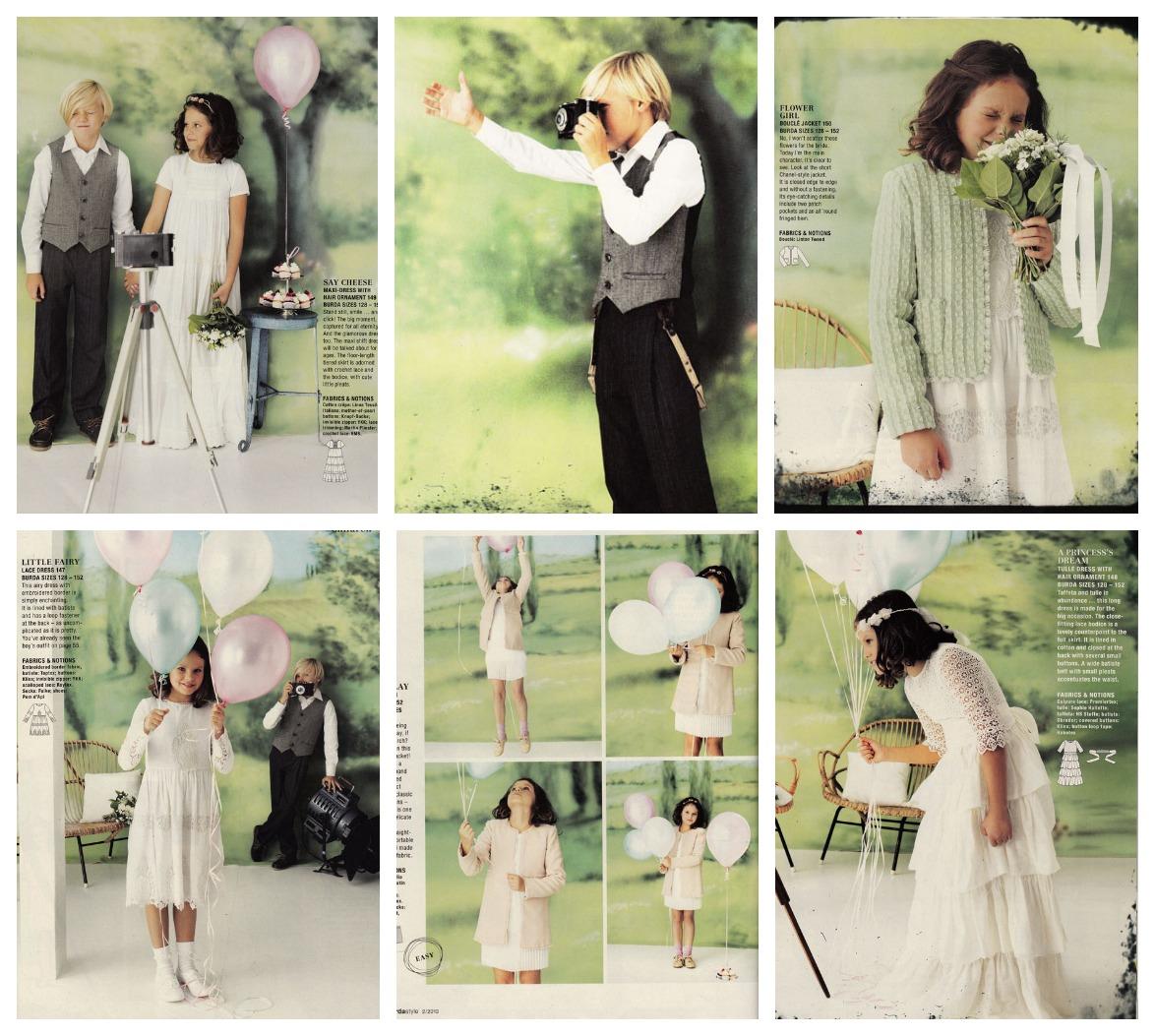 children wedding style