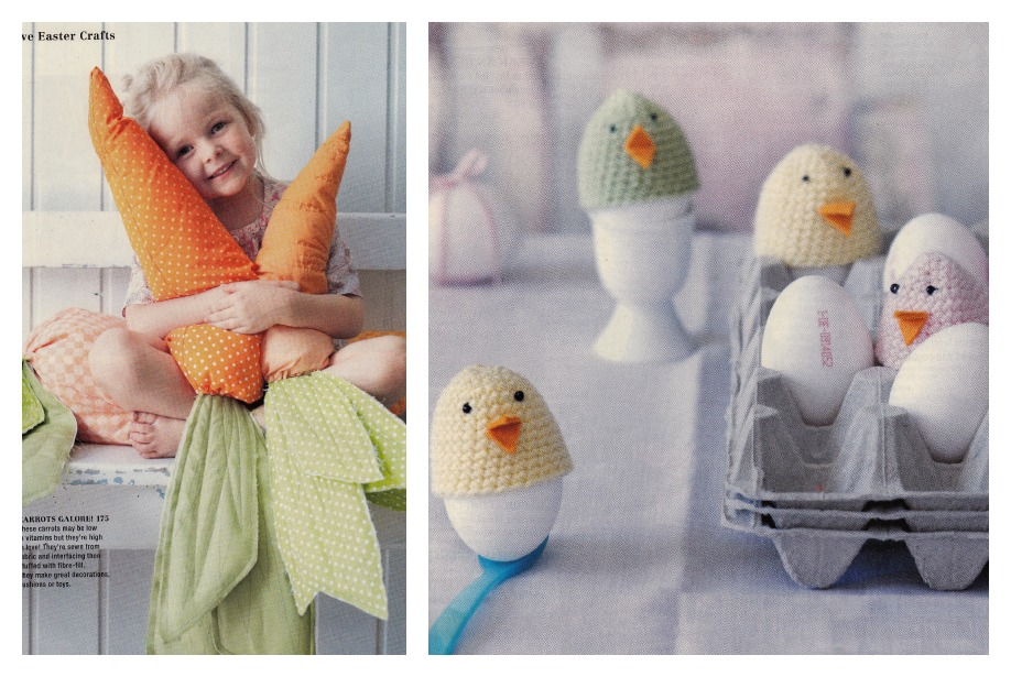 Ooobop review burda style march 2013 ooobop for Easter craft ideas to sell