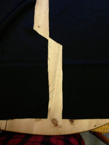 lining pieces