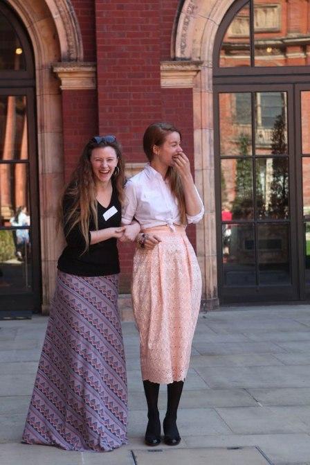 Elisalex and Charlotte