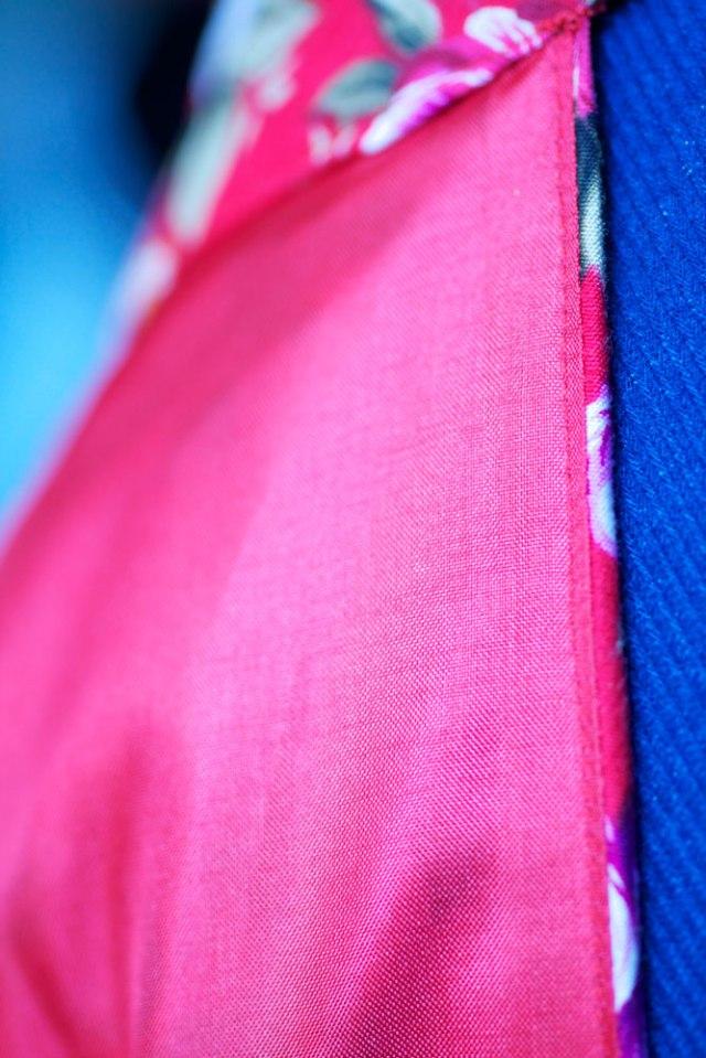 under-stitching
