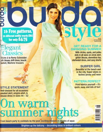 Burda magazine June 2013
