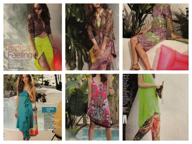 Burda May 2013 Tropical