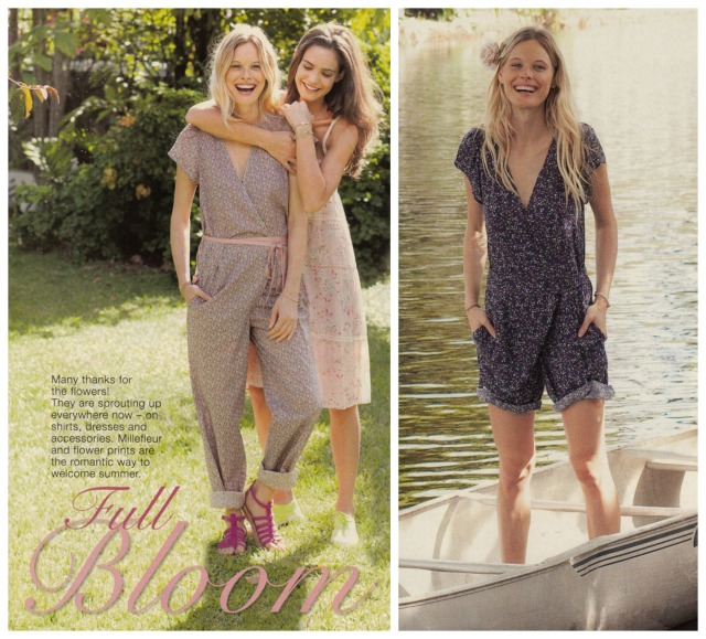 May 2013 burda playsuits