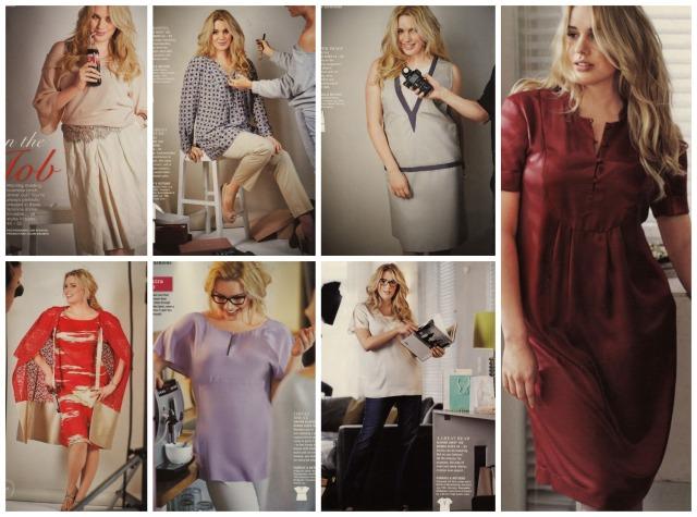 Plus fashions June 2013