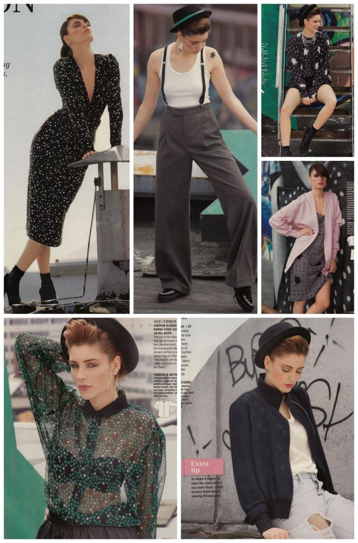 Fashion stars