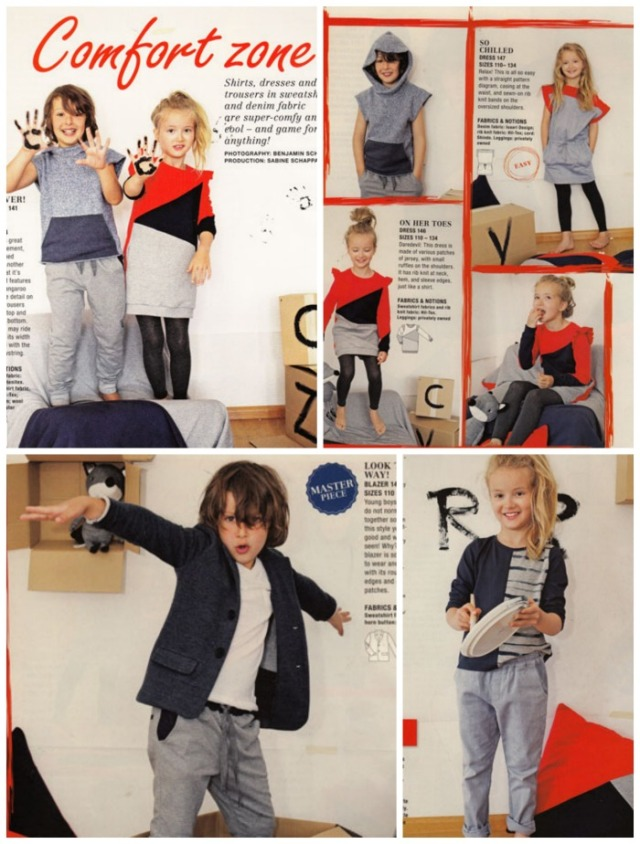 kids burda october 2013