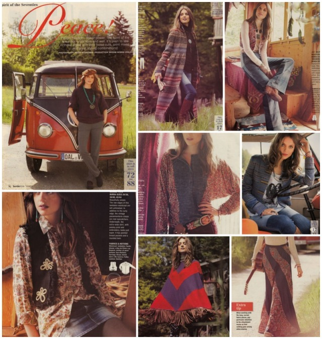70s fashions burda october 2013