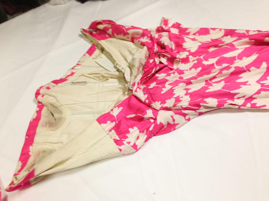 balenciaga sarong